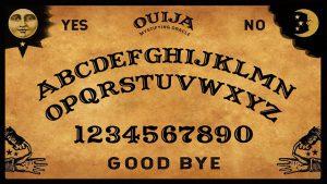 Een Ouijabord